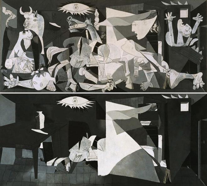 El Guernica, de Picasso