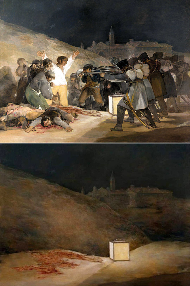 3 de mayo (El 3 de mayo en Madrid, de Francisco de Goya)