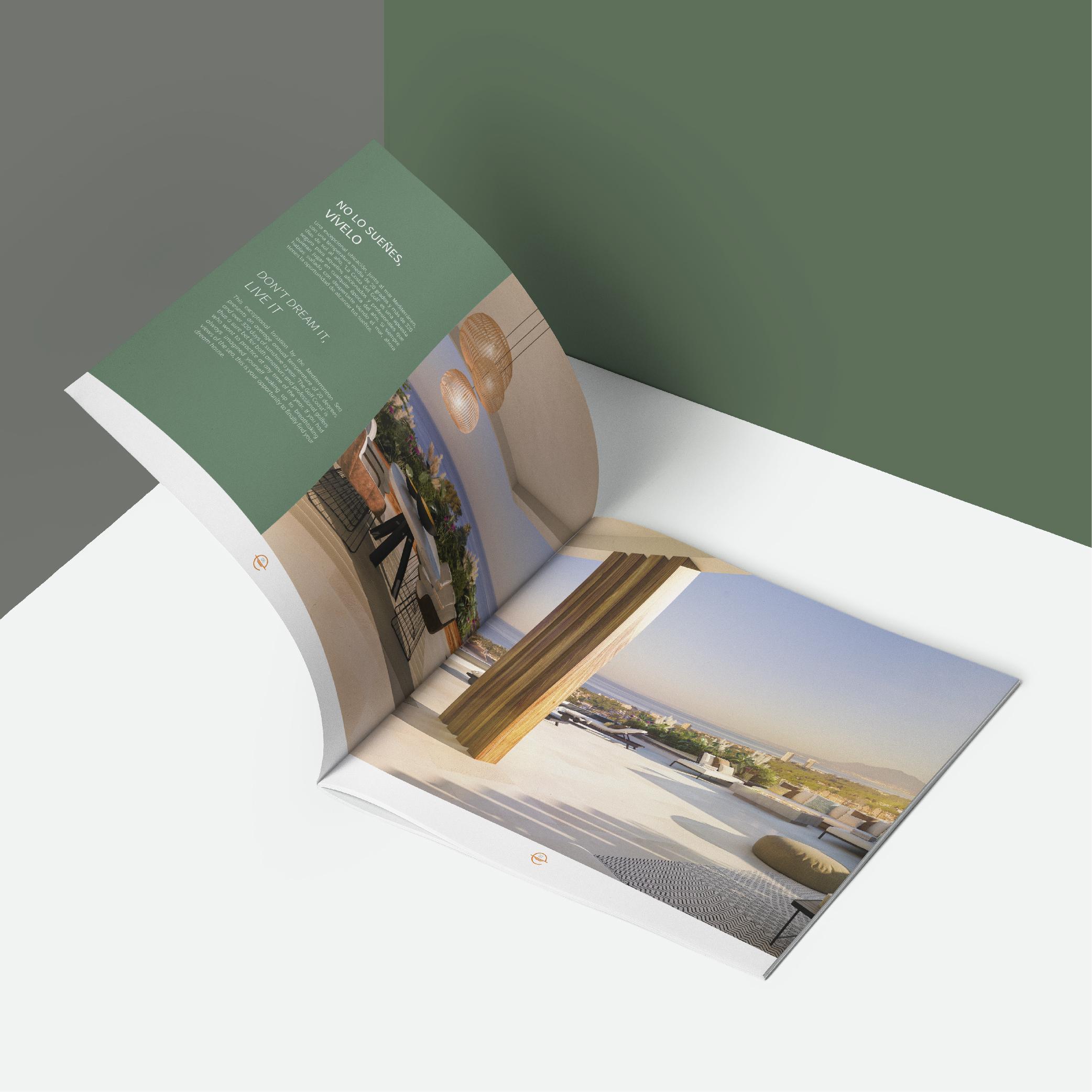 Catálogo para The Cape Sunset