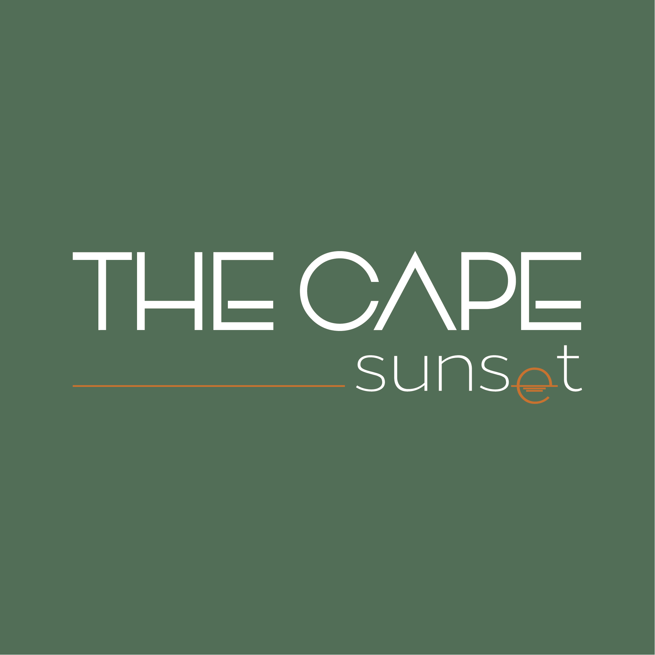 Creación de marca: The Cape Sunset